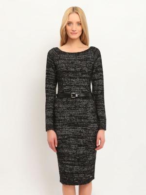 2fc617abe63e Top Secret šaty dámské pletené dlouhý rukáv