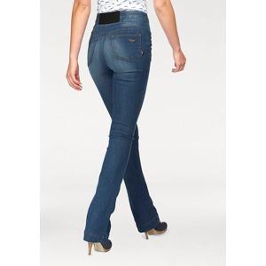 Arizona Džíny Arizona tmavě modrá obnošená - krátka a dlouhá délka 5b02974650
