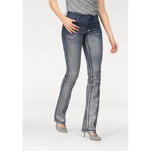 42c4752e1dd Laura Scott Rozšířené džíny Laura Scott tmavě modrá used - krátka a dlouhá  délka
