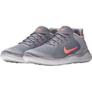 Nike Běžecké topánky »Wmns Free Run 2018« Nike šedá-meruňková b48d107d24