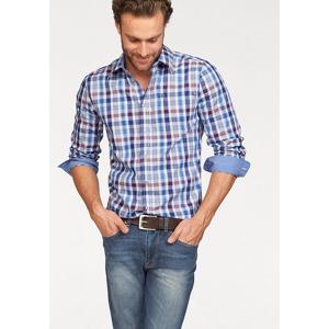 Rhode Island Kostkovaná košile Rhode Island modrá-bílá kostkovaná f24f56187b