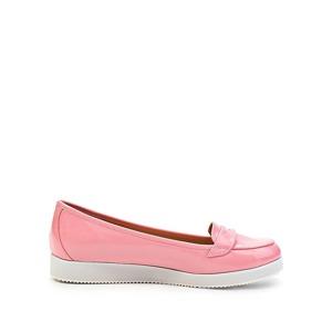 9126c8645f501 Růžové dámské mokasíny (1 varianta)