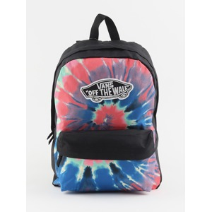 f1b283d389 Batoh Vans Wm Realm Backpack Tie Dye Barevná