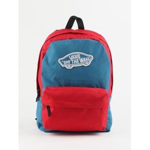 d865a8e796 Batoh Vans Wm Realm Backpack Blue Sapphire Barevná