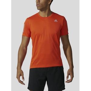 Tričko adidas Performance RS SS TEE M Oranžová ad59583108