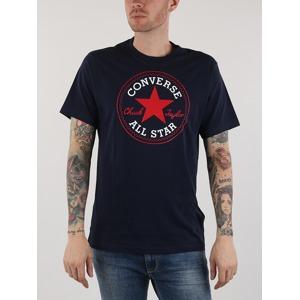 Tričko Converse M Chuck Patch Tee Modrá 69349e150a