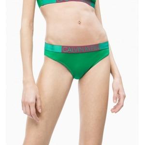 d22ce2f31 Spodní díl plavek KW0KW00641-307 zelená - Calvin Klein
