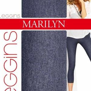 f4f4b9618640 Dámské legíny Legginsy Jeans 789 - Marilyn