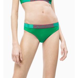 11423e019b Spodní díl plavek KW0KW00659-307 zelená - Calvin Klein