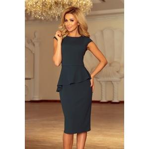 b323f4296aa4 Zelené společenské šaty (53 typů)