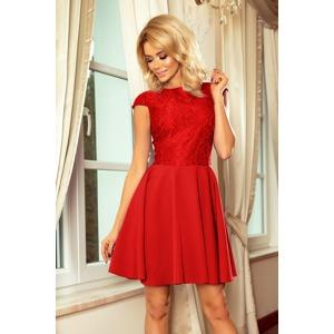 c05e488770de Krátké šaty na ples numoco (122 variant)