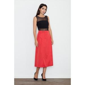 fbce66694a2f Letní dlouhé kalhotové sukně (93 typů)
