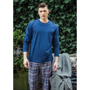 321bf040d405 Pánské flanelové pyžamo (7 typů)