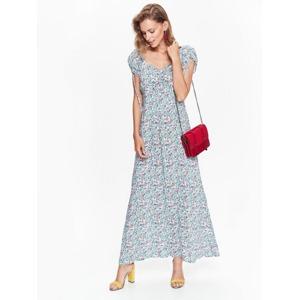 1dcb6648772a Top Secret šaty dámské dlouhé květované