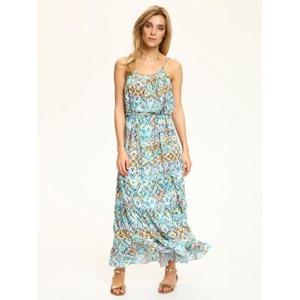 e1e4f3057d82 Top Secret šaty dámské dlouhé květované na ramínkách
