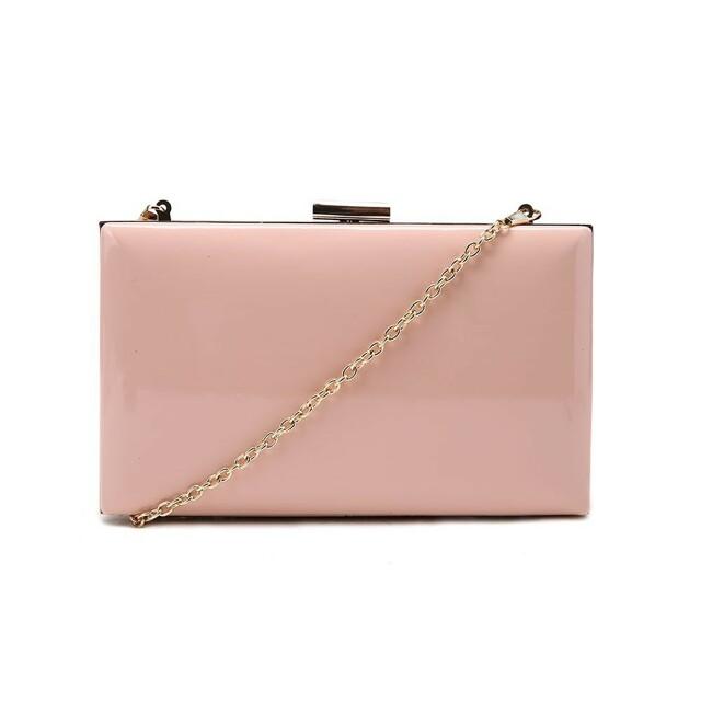 Psaníčko Milla - růžová perleť