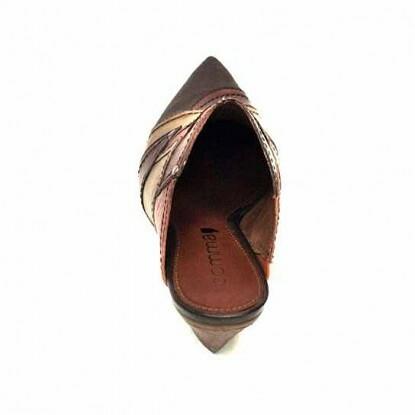 977db4a7211f Dámská kožená obuv Comma 27306(909283) - 4