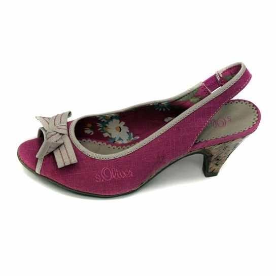 Dámská obuv s.Oliver 28315 39