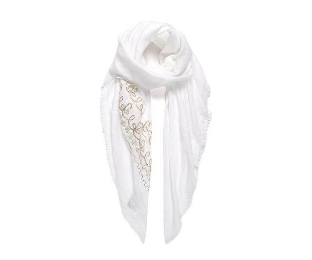 Šátek Bando large n.00758 - bílý