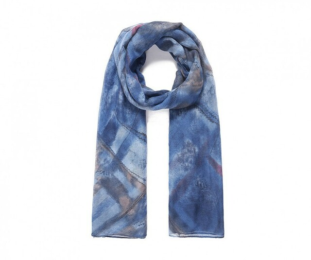 Šátek Bando n.66581 - modrý