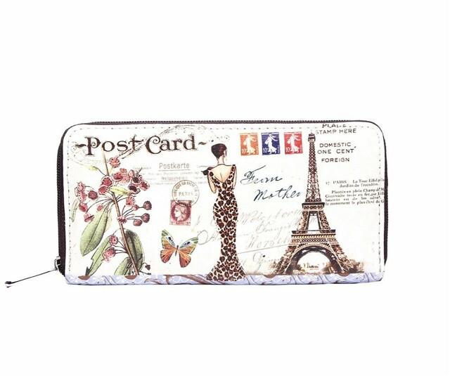 Peněženka stylová Lady Paris