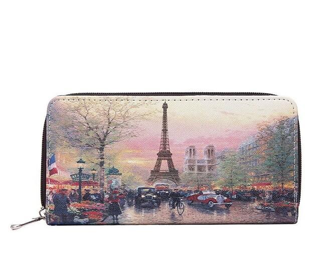 Peněženka Paris original print