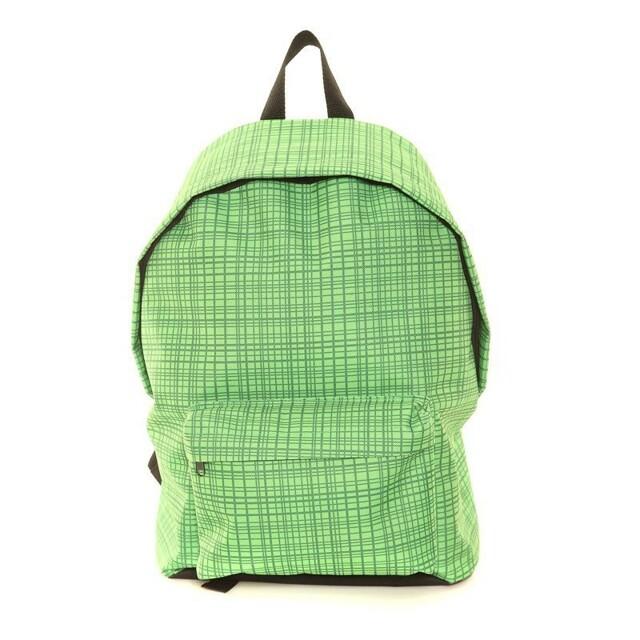 Batoh Hawkins Stripe - zelený