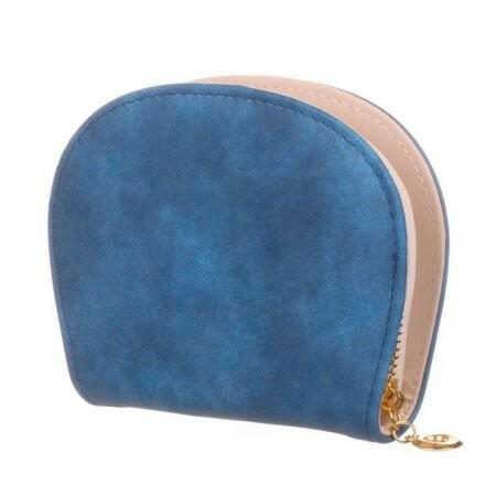 Peněženka Lisa Elegant - modrá
