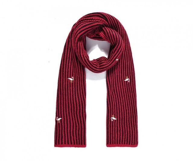 Šála Bando Fashion n.436 - červená - červená