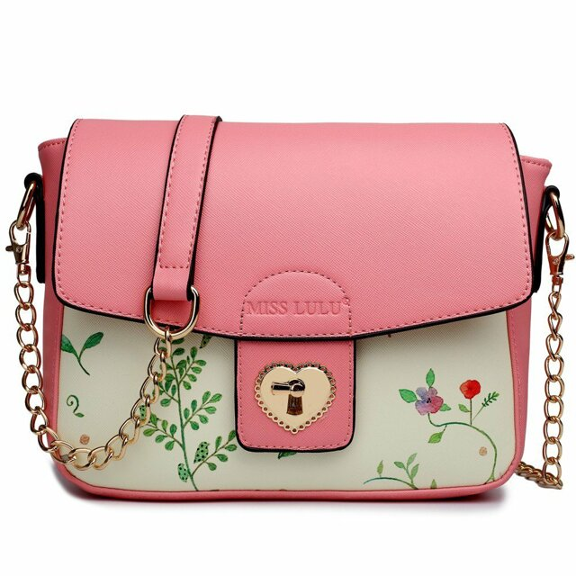 Kabelka crossboby Corry Floral