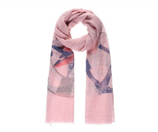 Luxusní šátek Marine Pink