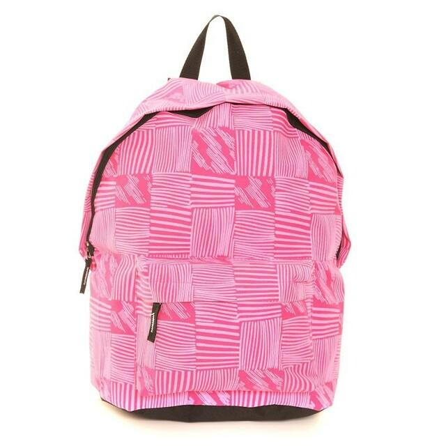 Batoh Hawkins Pattern - růžový