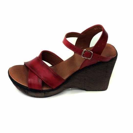 Dámská kožená obuv Dapi 5199