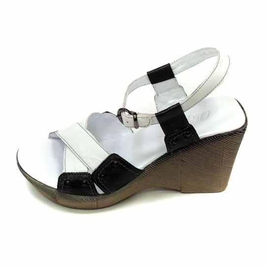 Dámská kožená obuv Dapi 5197 - 40