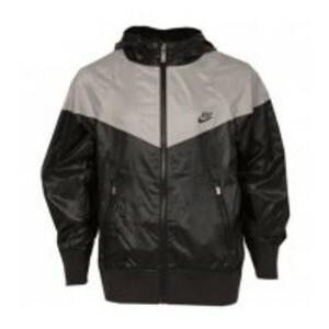 Dětská bunda Nike n.385 11-12 let - černá