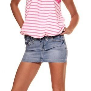 Dámská Jeans sukně CC724
