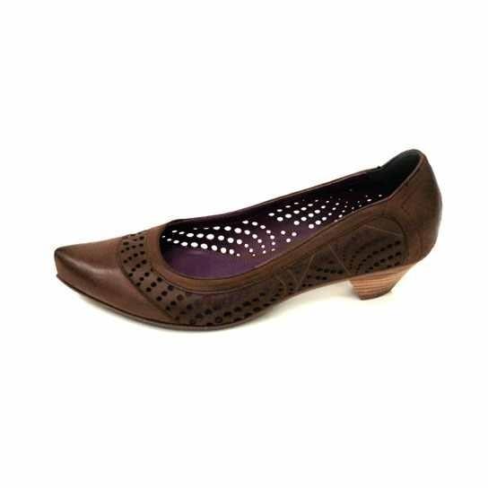 Dámská kožená obuv Comma 223061
