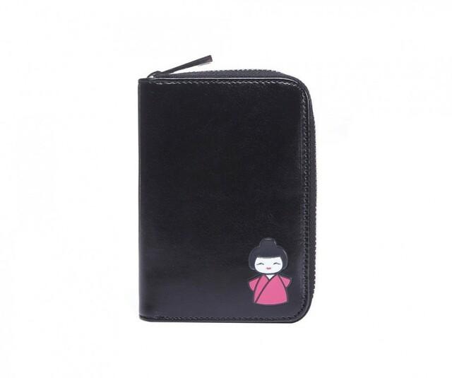 Peněženka Intrigue Geisha - černá