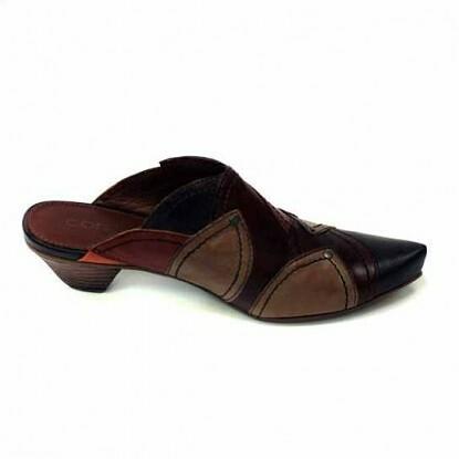 7a28a6839e71 Dámská kožená obuv Comma 27306(909283) - 2
