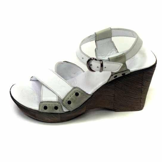Dámská kožená obuv Simen 5197 - 40