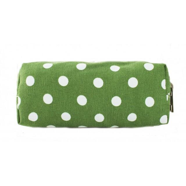 Pouzdro Dot Mania - zelené zelená - zelená