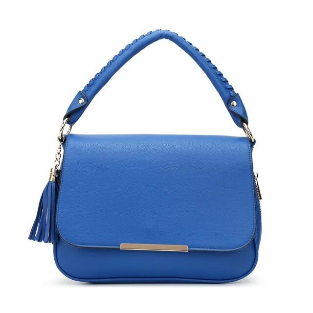 Kabelka Fashion Lourene - modrá