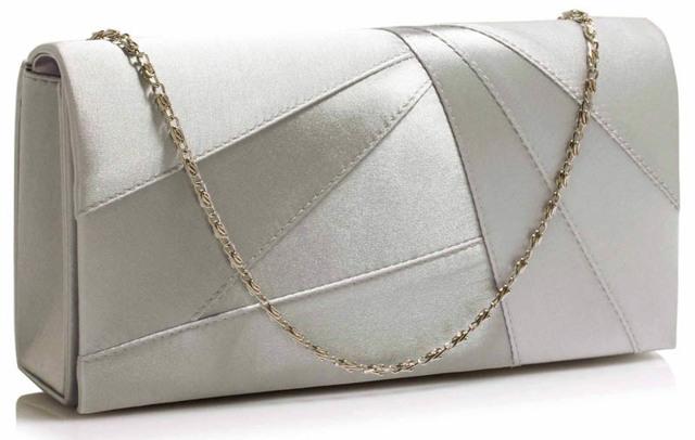 Psaníčko Dudlin S257 - stříbrné stříbrná