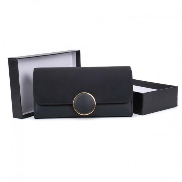 Peněženka Selena Long a.9109 - černá