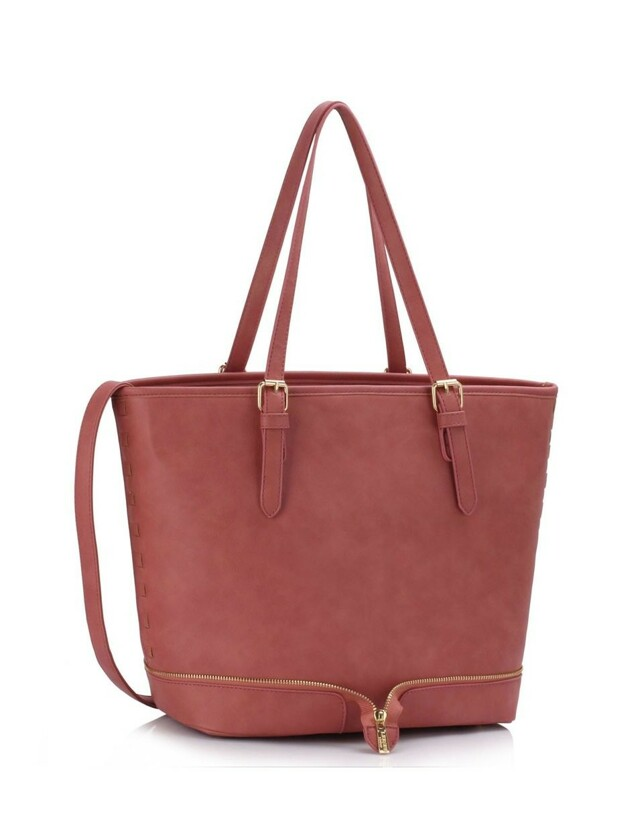 Kabelka Fashion Only Elegance - růžová