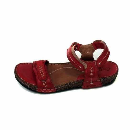 Dámská kožená obuv Dapi 1544 39
