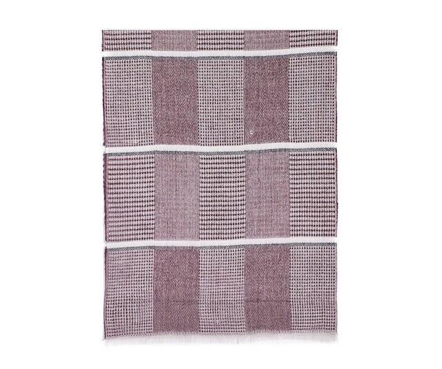 Luxusní šátek Denny Plum