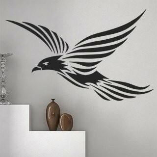 Samolepka na zeď Pták 001