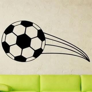 Samolepka na zeď Fotbalový míč 0573