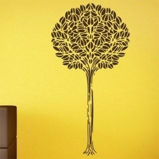 Samolepka na zeď Strom 002